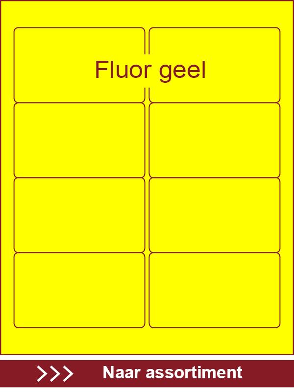 Fluor geel