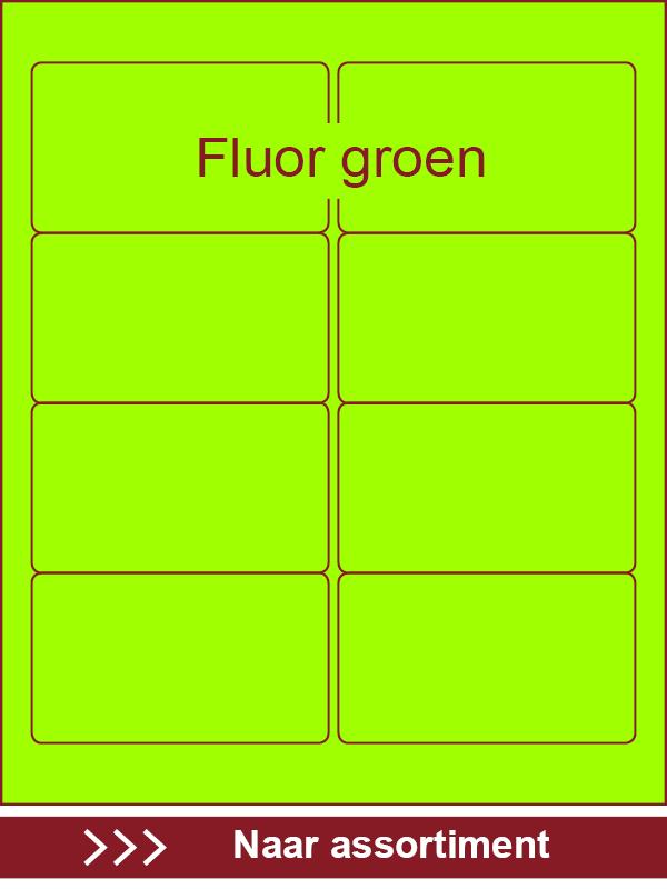 Fluor groen