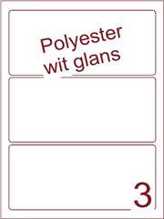 Etiket polyester wit glanzend 188x89 (3) ds100vel A4