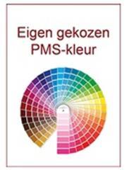 Laserpolyester mat wit NIET zelfklevend A4 190 gr ds 200 vel volvlak gekleurd groen PMS354/PMS361