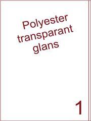 Etiket 205x297 (1) polyester Transparant glans ds100vel A4 (POH1-1)