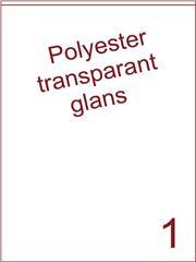 Etiket 210x292 (1) polyester Transparant glans ds100vel A4 Laser (POH1-1S)