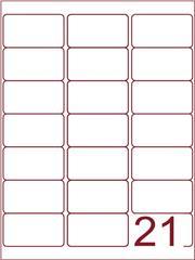 Etiket 65x38 (21) wit ds600vel A4