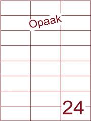 Etiket 70x37,1 (24) opaak wit ds200vel A4 (H24-3)
