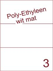 Etiket Poly-Ethyleen wit mat (3) 210x99 ds300vel A4 (PEH 3-1)