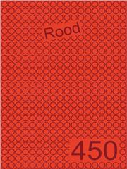 Etiket rood rond ø9mm (450) ds200vel A4