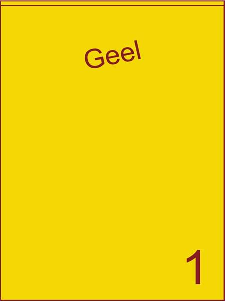 Etiket geel 210x292mm (1) ds200vel A4